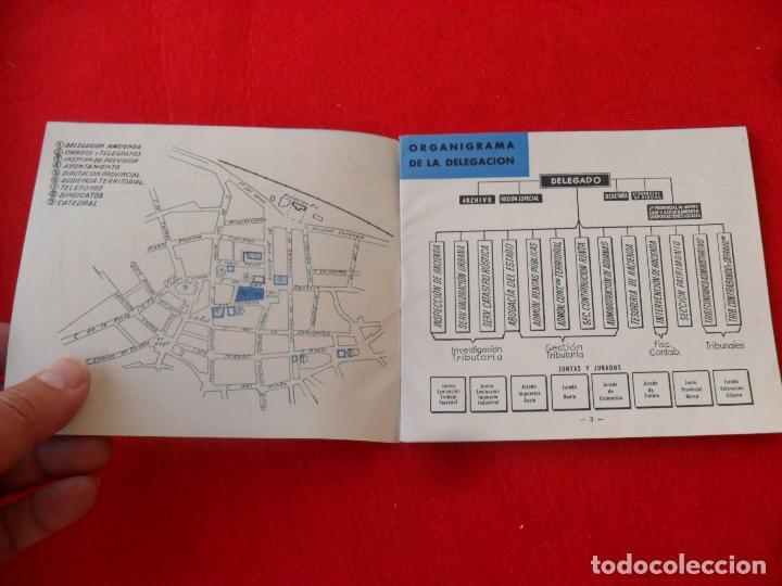 Libros de segunda mano: librito delegacion hacienda Albacete,1 edicion 1963 - Foto 4 - 128801395
