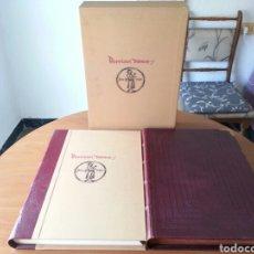 Libros de segunda mano: BREVIARI D´AMOR - MATFRE ERMENGAUD -1288 - FACSIMIL LUJO NUMERADO - VICENT GARCIA EDITORES -. Lote 128805022