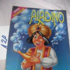 Libros de segunda mano: ALADINO - ENVIO INCLUIDO A ESPAÑA. Lote 128808315