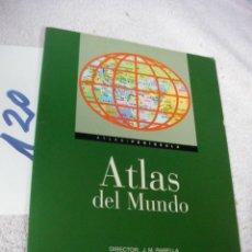 Libros de segunda mano - ATLAS DEL MUNDO - 128809307
