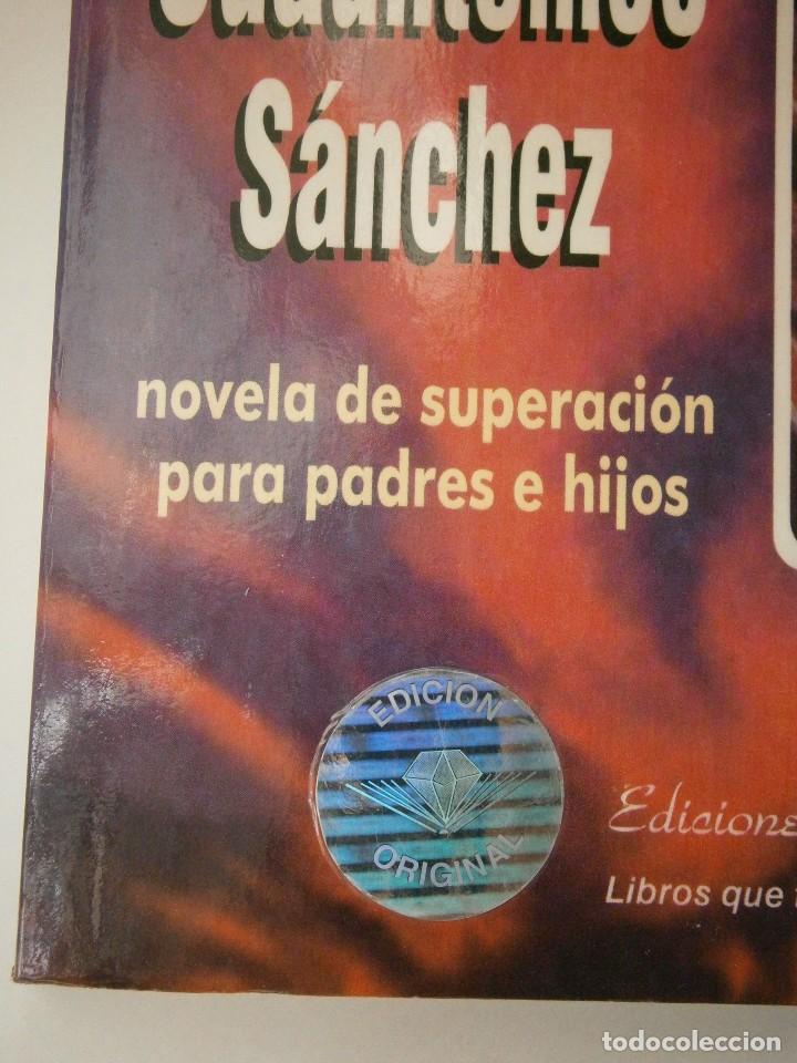 Libros de segunda mano: UN GRITO DESESPERADO Carlo Cuauhtemoc Sanchez Selectas Diamante 1995 - Foto 2 - 128832971