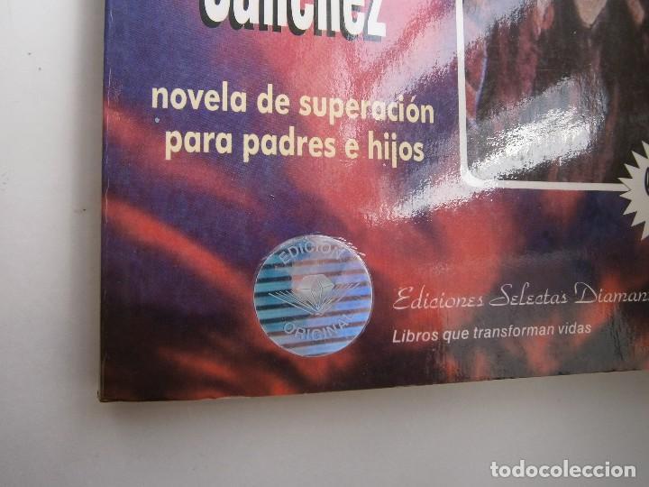 Libros de segunda mano: UN GRITO DESESPERADO Carlo Cuauhtemoc Sanchez Selectas Diamante 1995 - Foto 3 - 128832971