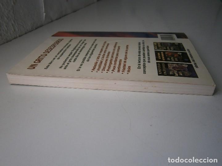 Libros de segunda mano: UN GRITO DESESPERADO Carlo Cuauhtemoc Sanchez Selectas Diamante 1995 - Foto 7 - 128832971