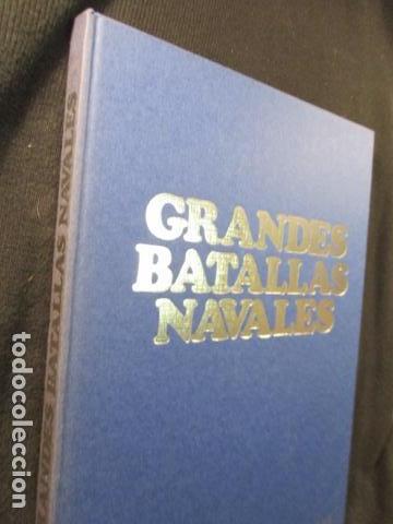 Libros de segunda mano: LIBRO GRANDES BATALLAS NAVALES - Foto 2 - 128856295