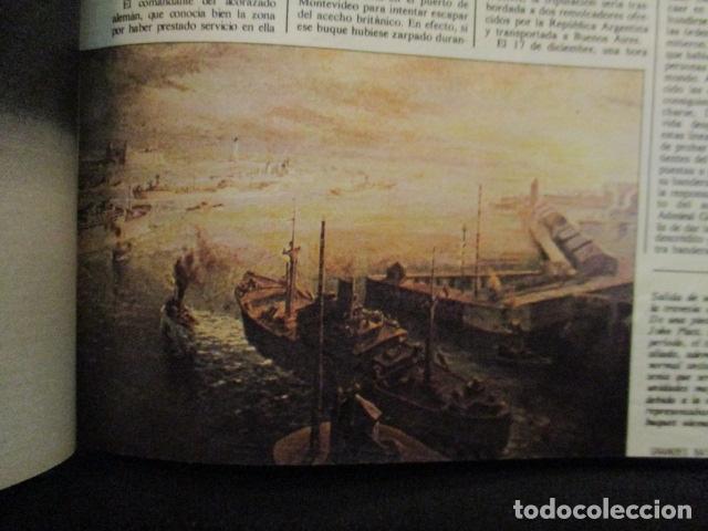 Libros de segunda mano: LIBRO GRANDES BATALLAS NAVALES - Foto 9 - 128856295