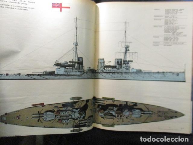 Libros de segunda mano: LIBRO GRANDES BATALLAS NAVALES - Foto 11 - 128856295