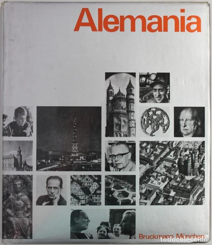 ALEMANIA. DOCUMENTACIÓN GRÁFICA DE DOS MILENIOS DE POLÍTICA Y DE CULTURA. - FEHR, GÖTZ Y REHFELD... (Libros de Segunda Mano - Historia - Otros)