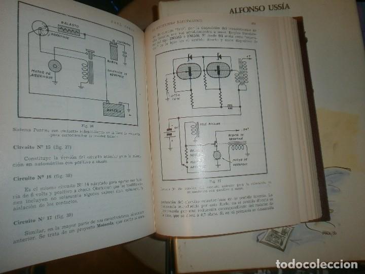 Libros de segunda mano: Equipo electrónico del automóvil - Arnoldo Lucius - Saúl Sorín - 1977 Edic Albatros Buenos Aires - Foto 4 - 128880047