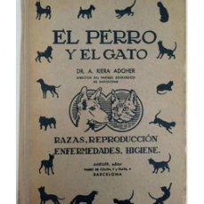 Libros de segunda mano: EL PERRO Y EL GATO. Lote 128903435