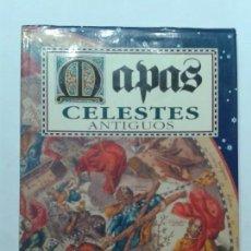 Libros de segunda mano: ATLAS MAPAS CELESTES ANTIGUOS 1995 CAROLE STOTT EDITORIAL AGATA . Lote 128915795