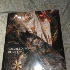 Libros de segunda mano: SALZILLO, TESTIGO DE UN SIGLO, NUEVO. Lote 128970423