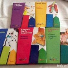 Libros de segunda mano: BRUÑO LOTE CINCO LIBROS COLECCIÓN ESTRELLAS DE ALTAMAR. Lote 129005163