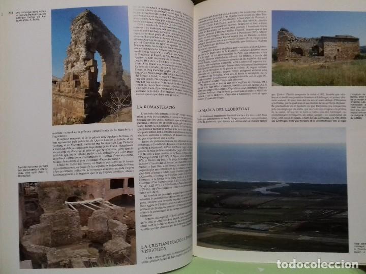 Libros de segunda mano: Catalunya Romànica. Tomo XX. Barcelonès, Baix Llobregat, Maresme. Enciclopèdia Catalana, 1992. - Foto 7 - 129031811