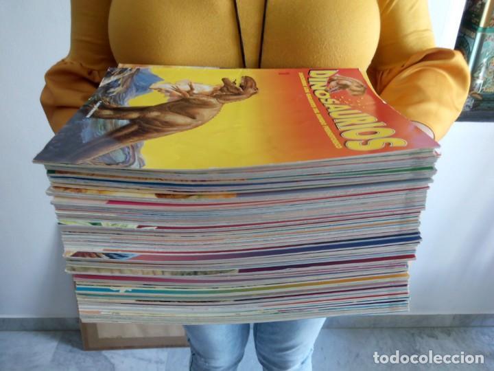 TUBAL DINOSAURIOS PLANETA 86 FASCICULOS + POSTER 13 € ENVÍO A PENINSULA PARA 2019 (Libros de Segunda Mano - Bellas artes, ocio y coleccionismo - Otros)