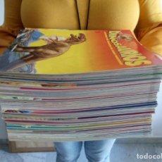 Libros de segunda mano: TUBAL DINOSAURIOS PLANETA 86 FASCICULOS + POSTER 13 € ENVÍO A PENINSULA PARA 2019. Lote 129061023