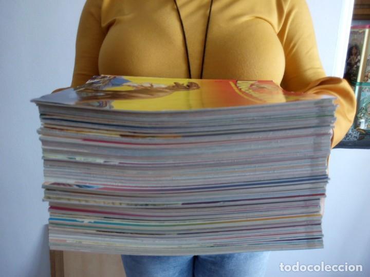 Libros de segunda mano: TUBAL DINOSAURIOS PLANETA 86 FASCICULOS + POSTER 13 € envío a peninsula para 2019 - Foto 7 - 129061023