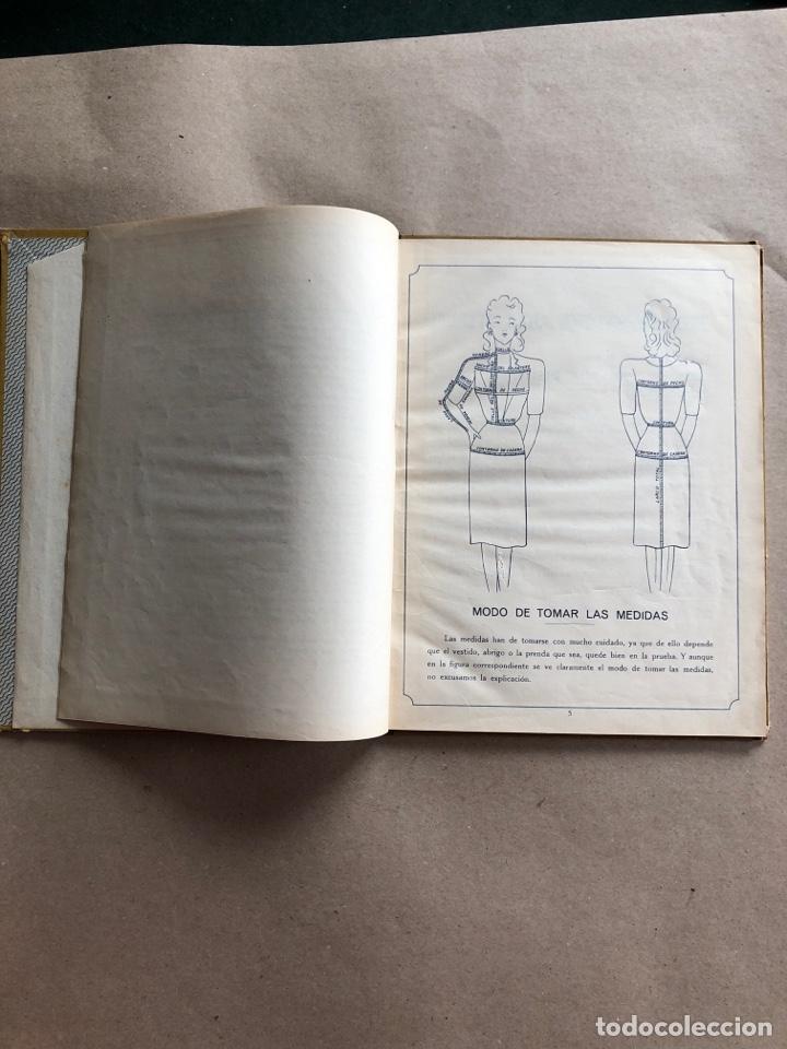 Libros de segunda mano: MÉTODO DE CORTE Y CONFECCIÓN T. ADRADA. 1946. - Foto 3 - 129078976