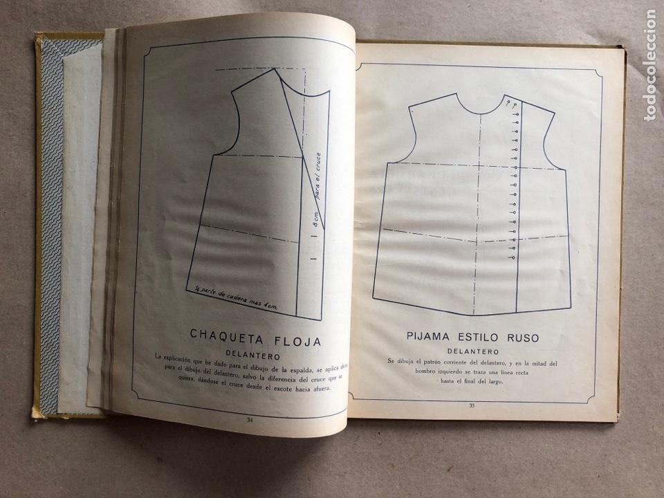 Libros de segunda mano: MÉTODO DE CORTE Y CONFECCIÓN T. ADRADA. 1946. - Foto 5 - 129078976
