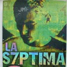 Libros de segunda mano: LA SÉPTIMA. FRANCISCA SOLAR. TAPA DURA CON SOBRECUBIERTA. Lote 129086511