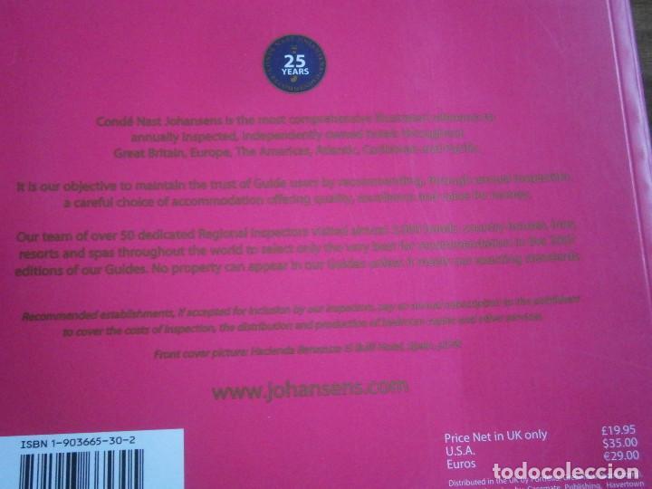 Libros de segunda mano: ¡¡CONDE,NAST,JOHANSENS,,AÑO 2007 - Foto 9 - 129131607