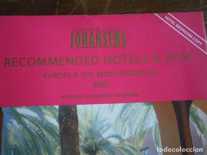 Libros de segunda mano: ¡¡CONDE,NAST,JOHANSENS,,AÑO 2007 - Foto 11 - 129131607