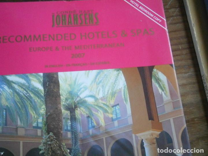 Libros de segunda mano: ¡¡CONDE,NAST,JOHANSENS,,AÑO 2007 - Foto 12 - 129131607