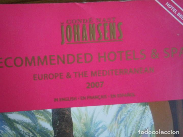 Libros de segunda mano: ¡¡CONDE,NAST,JOHANSENS,,AÑO 2007 - Foto 13 - 129131607