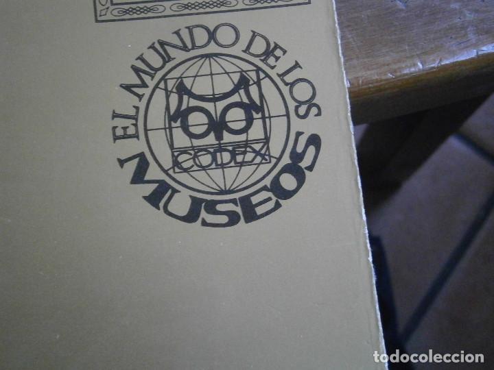 Libros de segunda mano: ¡¡EL MUNDO DE LOS MUSEOS¡¡¡ - Foto 3 - 129132531