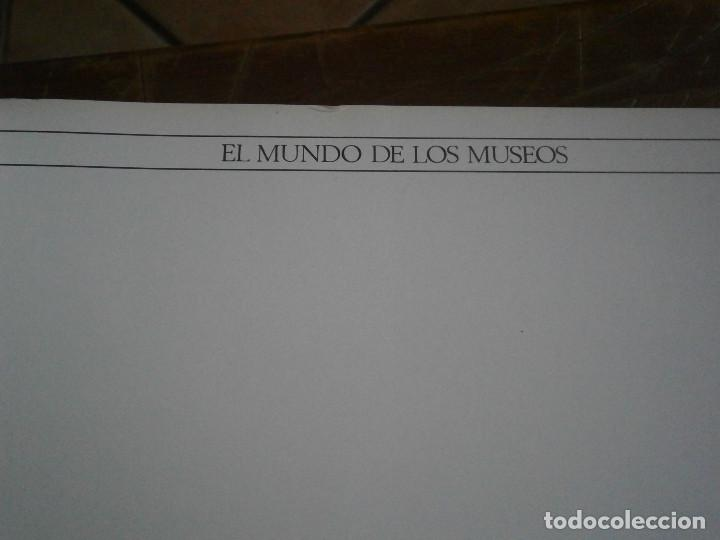 Libros de segunda mano: ¡¡EL MUNDO DE LOS MUSEOS¡¡¡ - Foto 6 - 129132531