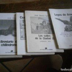 Libros de segunda mano: ¡¡LOS LIBROS DEL DIA¡¡. Lote 129133715