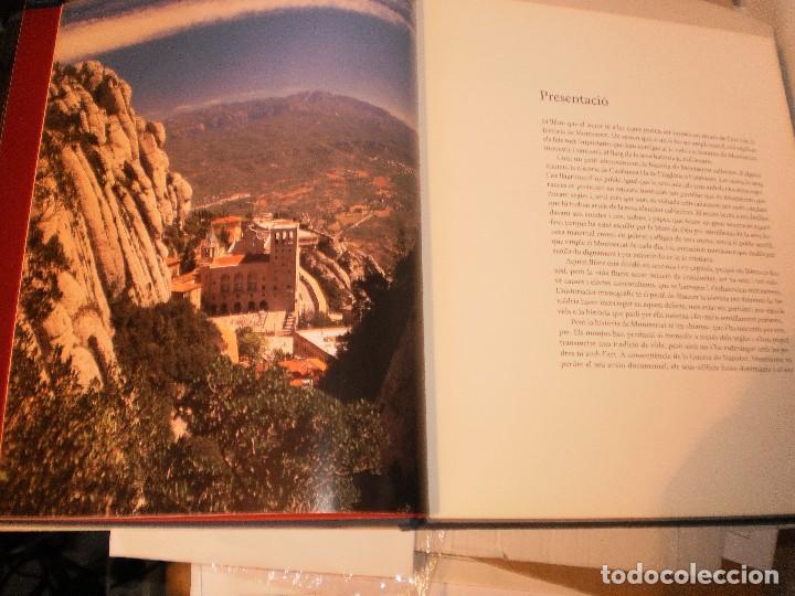 Libros de segunda mano: josep de C. Laplana. montserrat art i història. angle edit. 2009. 324 pàg. (molt bon estat) - Foto 3 - 129151459