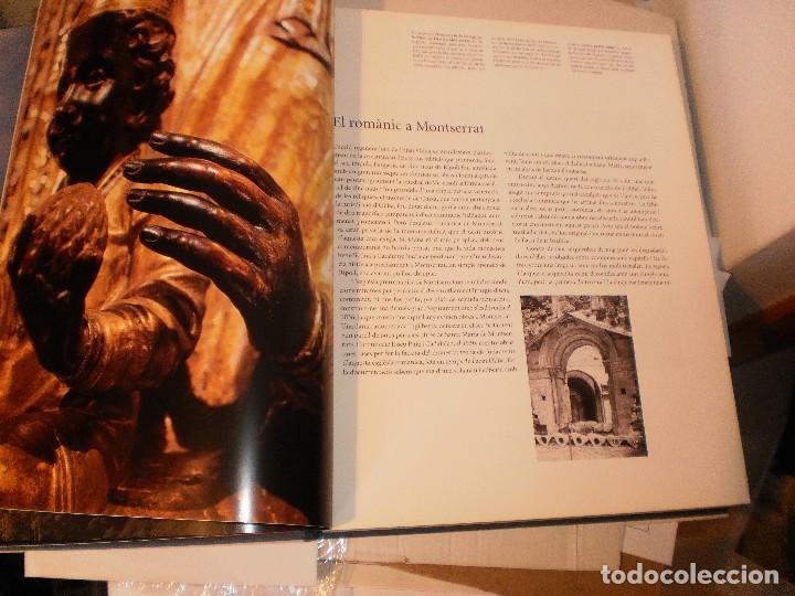 Libros de segunda mano: josep de C. Laplana. montserrat art i història. angle edit. 2009. 324 pàg. (molt bon estat) - Foto 4 - 129151459