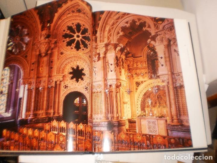 Libros de segunda mano: josep de C. Laplana. montserrat art i història. angle edit. 2009. 324 pàg. (molt bon estat) - Foto 6 - 129151459