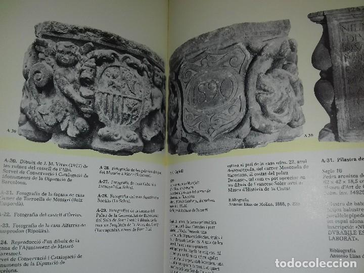 Libros de segunda mano: El Renaixement a Catalunya: l'Art. Ajuntament de Barcelona.1986. - Foto 4 - 129155003