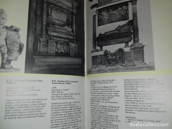 Libros de segunda mano: El Renaixement a Catalunya: l'Art. Ajuntament de Barcelona.1986. - Foto 5 - 129155003
