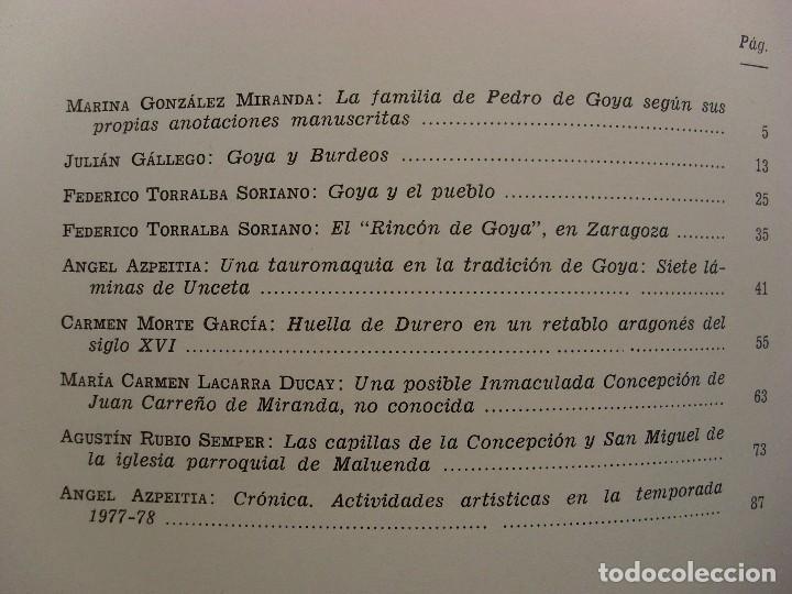 Libros de segunda mano: SEMINARIO DE ARTE ARAGONES XXVII-XXVIII / 1978. Institución Fernando el Católico - Foto 2 - 129175915