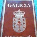 Libros de segunda mano: B740 - CARTOGRAFIA. GALICIA. TOMO XXII. EDICIONES HERCULES. PROYECTO GALICIA.. Lote 129183271