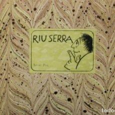 Libros de segunda mano: RIU SERRA. - PUIG, ARNAU. - BARCELONA, 1986.. Lote 123233616