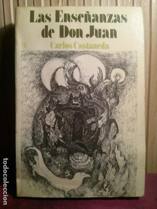Las Enseñanzas De Don Juan Carlos Castaneda E Buy Other Books About Thinking At Todocoleccion 129227903