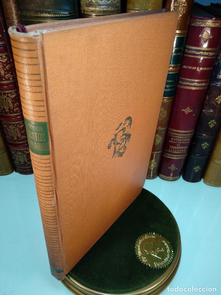 RETRATOS IMAGINARIOS - WALTER PATER - GRABADOS EN BOJ DE MANUEL BENET - EDIC. AYMA - BARCELONA -1942 (Libros de Segunda Mano - Bellas artes, ocio y coleccionismo - Otros)