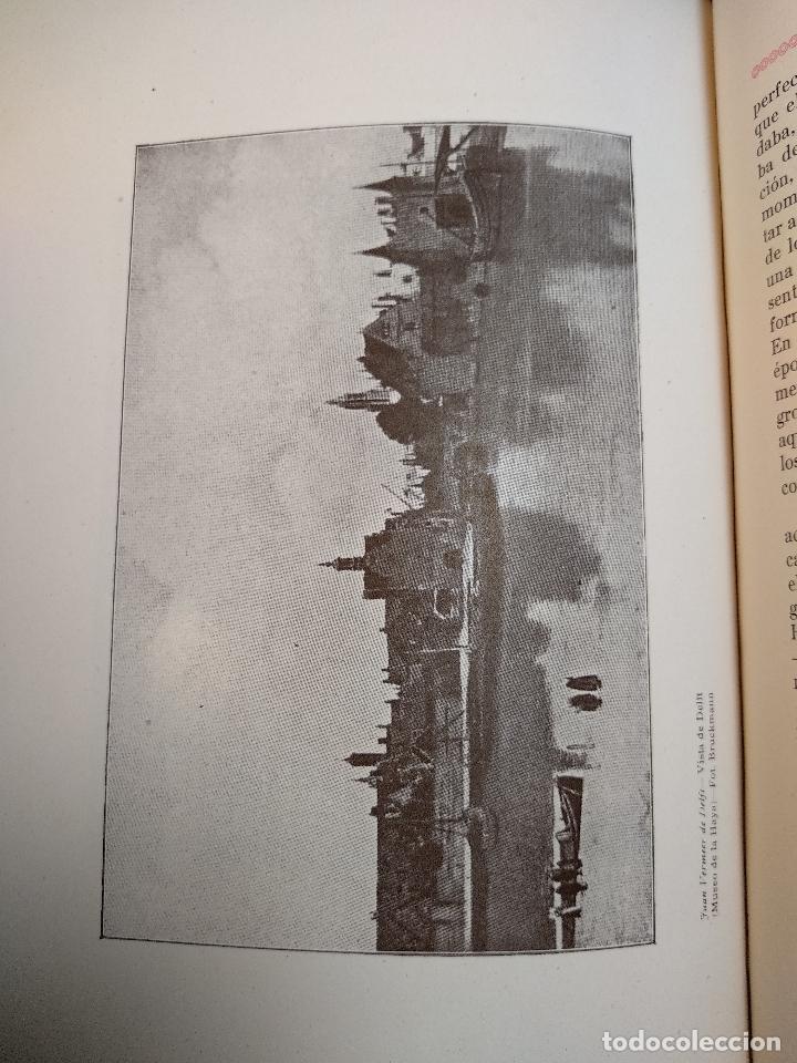Libros de segunda mano: RETRATOS IMAGINARIOS - WALTER PATER - GRABADOS EN BOJ DE MANUEL BENET - EDIC. AYMA - BARCELONA -1942 - Foto 8 - 129255531