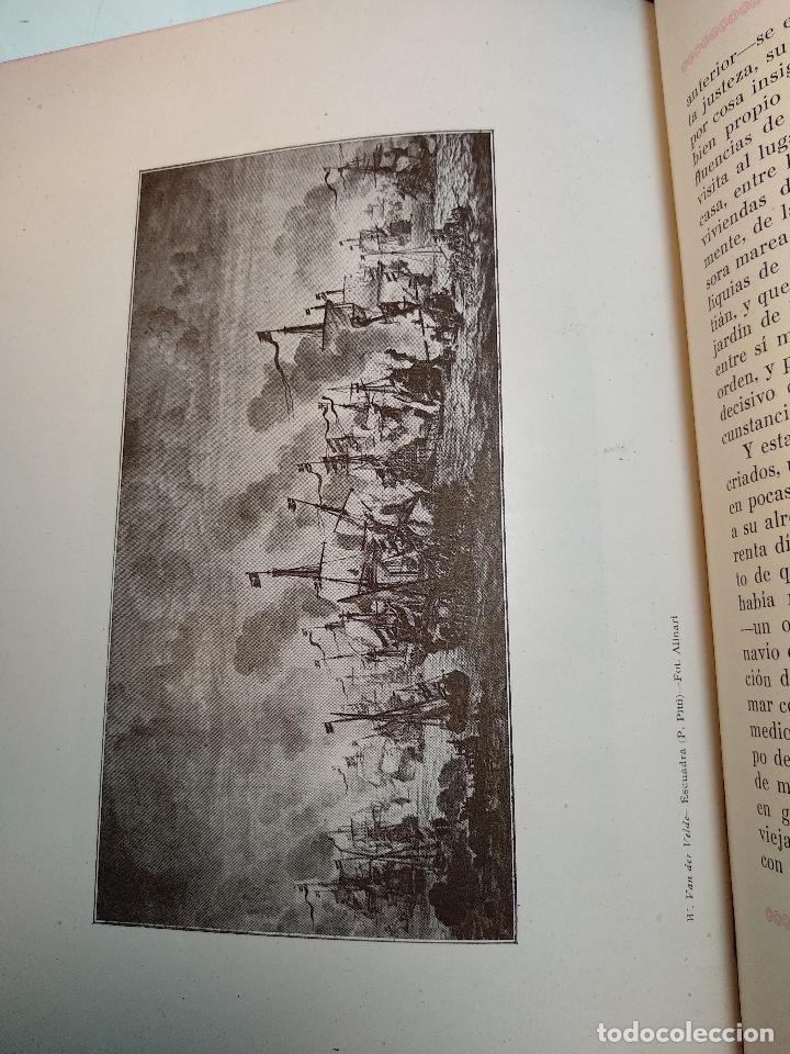 Libros de segunda mano: RETRATOS IMAGINARIOS - WALTER PATER - GRABADOS EN BOJ DE MANUEL BENET - EDIC. AYMA - BARCELONA -1942 - Foto 9 - 129255531