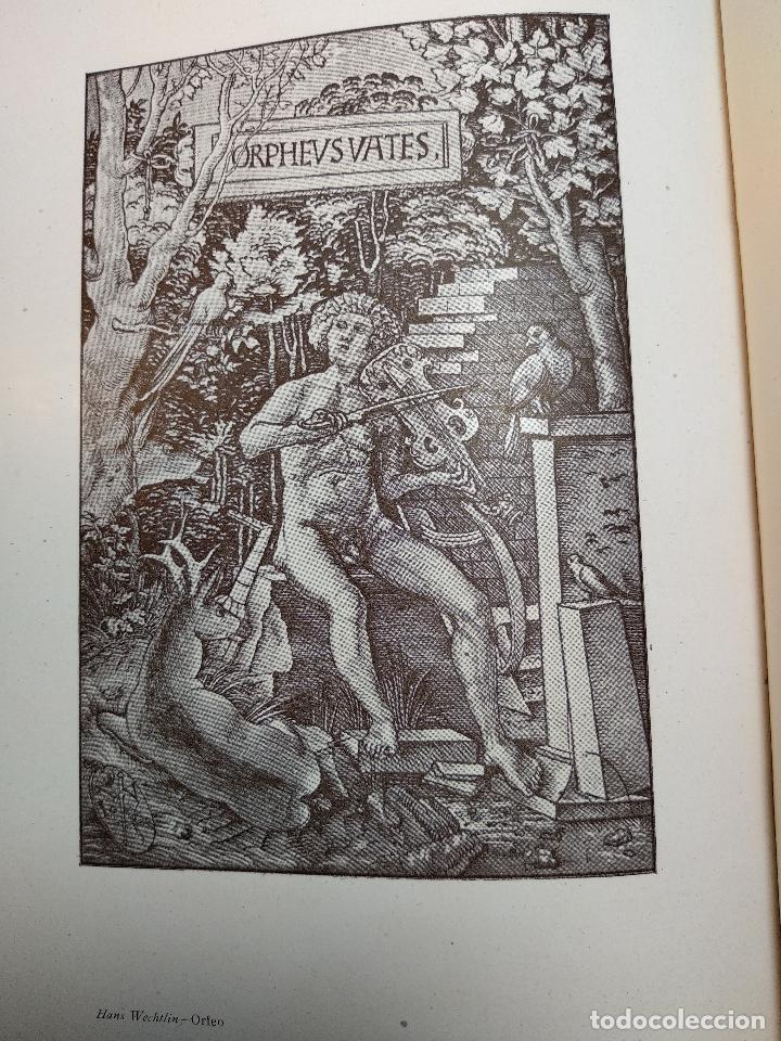 Libros de segunda mano: RETRATOS IMAGINARIOS - WALTER PATER - GRABADOS EN BOJ DE MANUEL BENET - EDIC. AYMA - BARCELONA -1942 - Foto 12 - 129255531