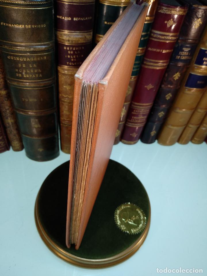 Libros de segunda mano: RETRATOS IMAGINARIOS - WALTER PATER - GRABADOS EN BOJ DE MANUEL BENET - EDIC. AYMA - BARCELONA -1942 - Foto 15 - 129255531