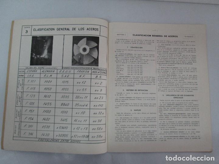 Libros de segunda mano: TECNOLOGIA DE LAS FABRICACIONES MECANICAS. A. CHEVALIER. EDICIONES TEA. FASCISCULO Nº 4-9-20. - Foto 11 - 129300063