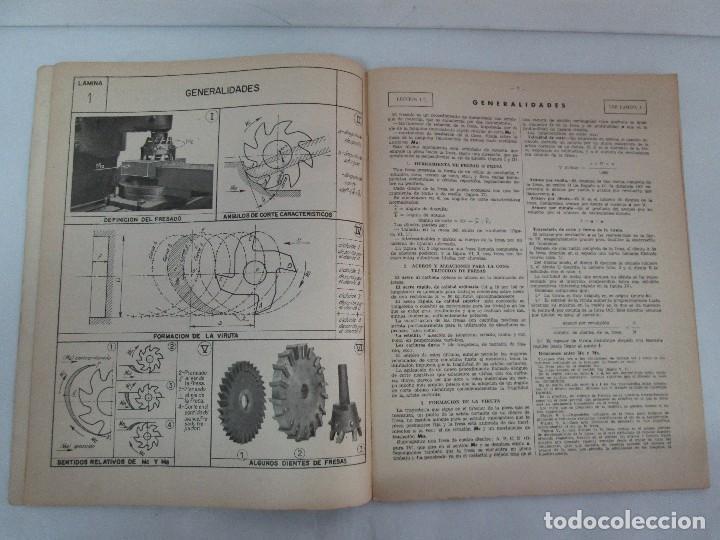 Libros de segunda mano: TECNOLOGIA DE LAS FABRICACIONES MECANICAS. A. CHEVALIER. EDICIONES TEA. FASCISCULO Nº 4-9-20. - Foto 24 - 129300063