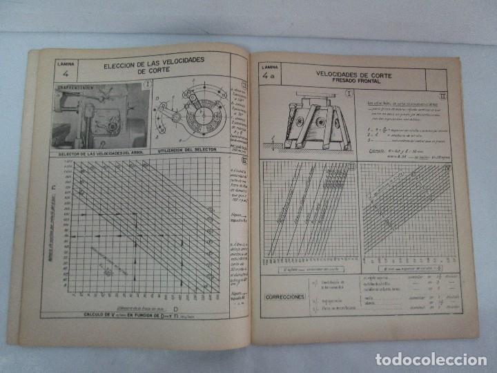 Libros de segunda mano: TECNOLOGIA DE LAS FABRICACIONES MECANICAS. A. CHEVALIER. EDICIONES TEA. FASCISCULO Nº 4-9-20. - Foto 25 - 129300063