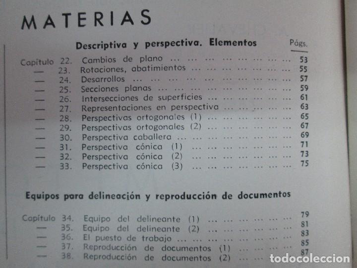 Libros de segunda mano: TECNOLOGIA DE LAS FABRICACIONES MECANICAS. A. CHEVALIER. EDICIONES TEA. FASCISCULO Nº 4-9-20. - Foto 37 - 129300063