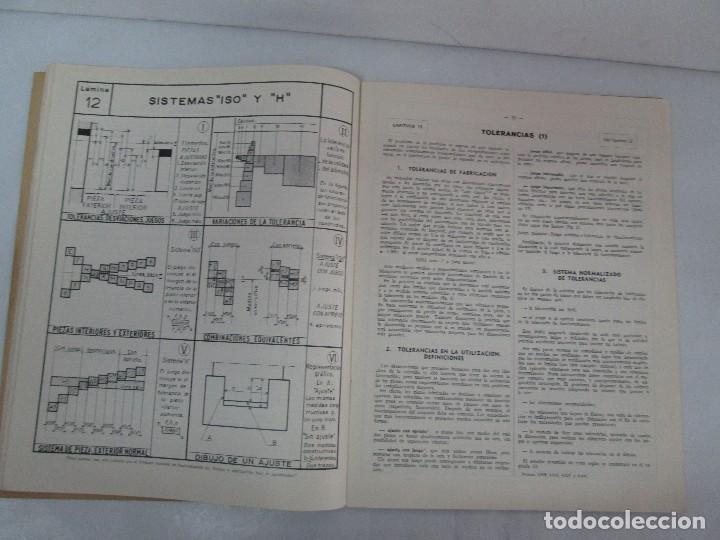 Libros de segunda mano: TECNOLOGIA DE LAS FABRICACIONES MECANICAS. A. CHEVALIER. EDICIONES TEA. FASCISCULO Nº 4-9-20. - Foto 39 - 129300063