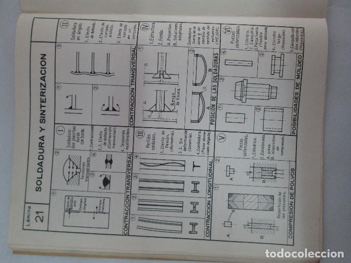 Libros de segunda mano: TECNOLOGIA DE LAS FABRICACIONES MECANICAS. A. CHEVALIER. EDICIONES TEA. FASCISCULO Nº 4-9-20. - Foto 42 - 129300063